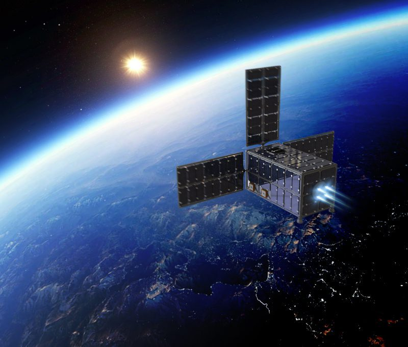 Portuguese company embarks on first domestic satellite project