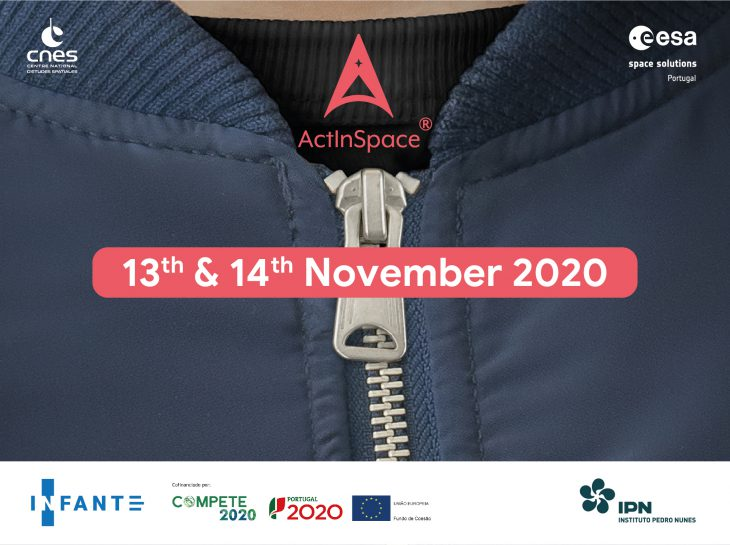 Registration for the Act In Space 2020 competition is now open